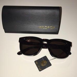 Wildfox sunglasses classic fox